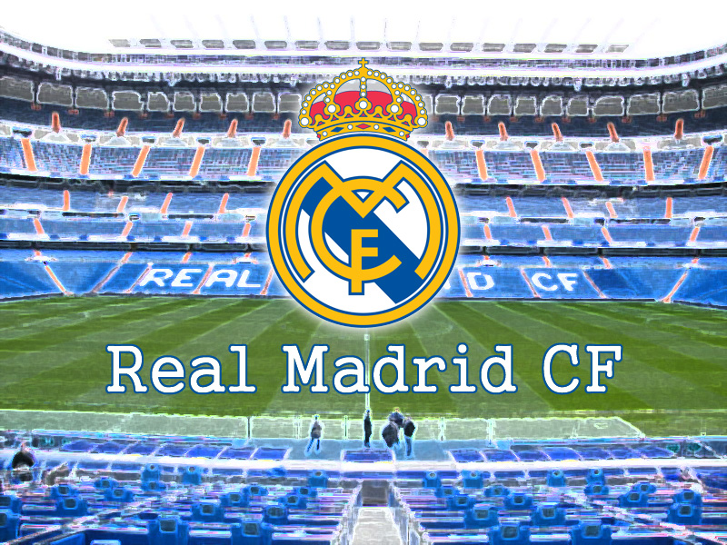 Real Madrid CF wallpaper | Free soccer wallpapers